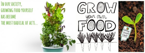 Grow your own fb cover